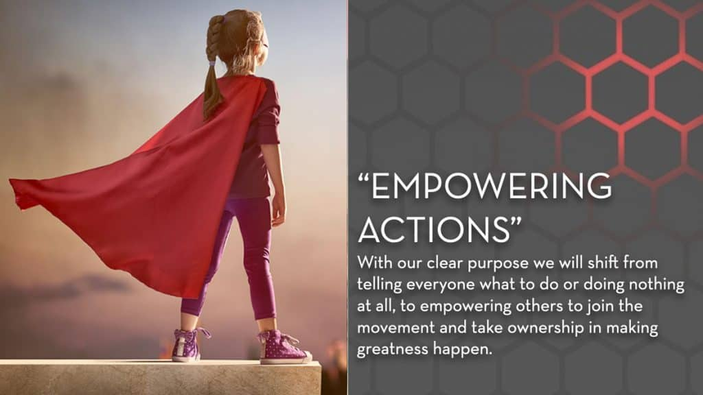 Empower Actions